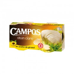 Atún claro Campos (pack 2 u)